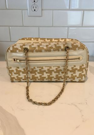 Gold patterned vintage purse for Sale in Seattle, WA