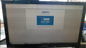 Samsung Monitor, has VGA and HDMI for Sale in Margate, FL