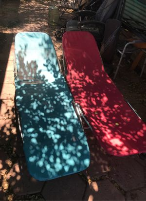 Two camping cots for Sale in Queen Creek, AZ