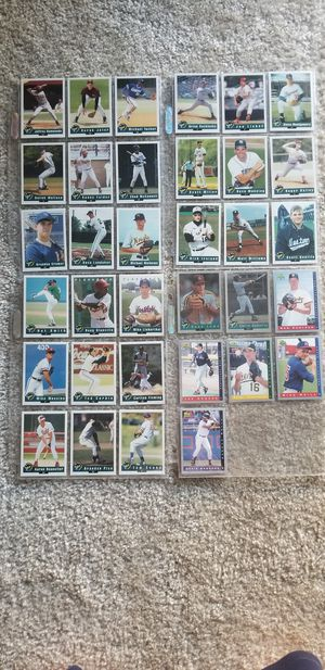 1992 & 1993 Classic Baseball Cards for Sale in Parkville, MD