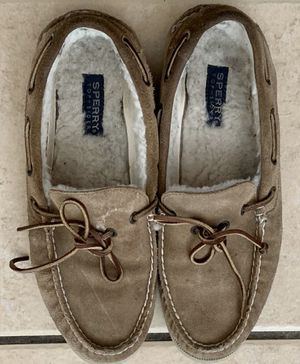 Sperry Top-Siders Wool Size 10.5 for Sale in Windsor Mill, MD