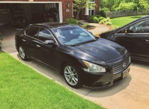 Nissan Maxima SV 4dr w/Leather, Full price $1000,Navigation,Back-up Camera for Sale in Arlington, VA