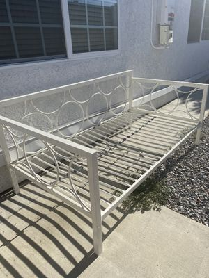 Twin DayBed Frame (mattress not included) for Sale in Montclair, CA