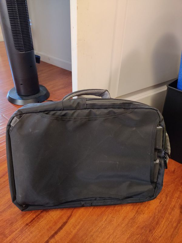2-in-1 Laptop Backpack Up to 17 inches