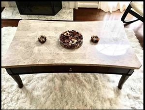 Marble Top Coffee Table for Sale in Vienna, VA