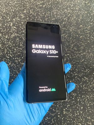 Samsung Galaxy S10+ 128GB Prism White Sprint / T-Mobile/ Metro for Sale in San Jose, CA