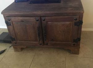 Rustic TV Stand -Must Go for Sale in Scottsdale, AZ