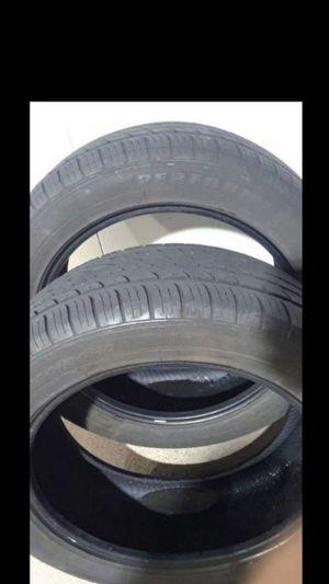 2 Bridgestone 255/50R20 for Sale in Fairfax, VA
