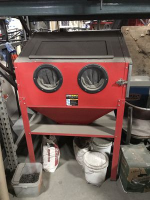 Blasting Cabinet for sale | Only 2 left at -75%