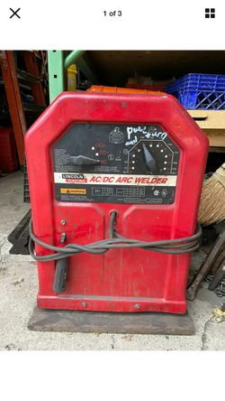 Lincoln Electric AC/DC 225/125 Arc Welder for Sale in Brooklyn,  NY