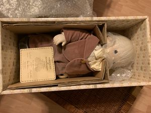 """Precious moment porcelain doll """"Cubby"""" for Sale in Vancouver, WA"""