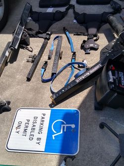 Electric Wheelchair Scooter Golf cart Parts for Sale in Brandon,  FL