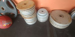 300 pounds standard weights for Sale in Fresno, CA