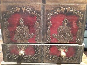 Vintage Japanese Jewelry box W/ music for Sale in Benton, AR