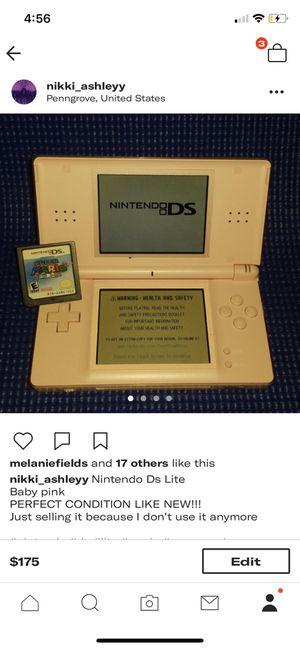 Pink Nintendo DS Lite for Sale in Stockton, CA