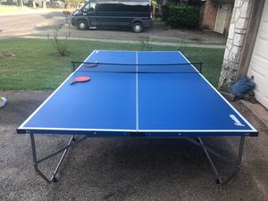 Ping pong table (full size) for Sale in San Antonio, TX