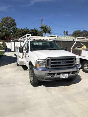 Ford F-450 Work Truck Contractor Body 7.3L for Sale in Long Beach, CA