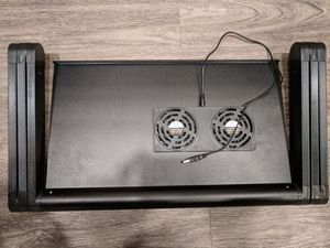 PWR+ Laptop cooling pad and mount for Sale in US