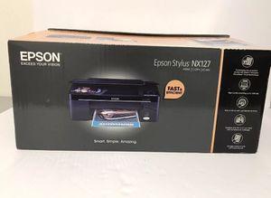 Epson Stylus NX127 Printer - NIB for Sale in Moselle, MS