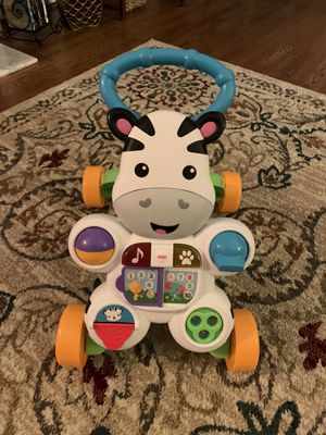 Baby walker for Sale in Raleigh, NC
