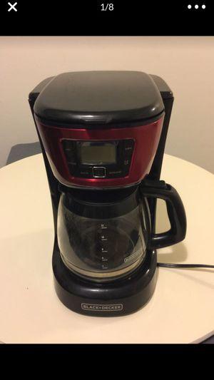 Like New! Black & Deckers Coffee maker for Sale in Boynton Beach, FL
