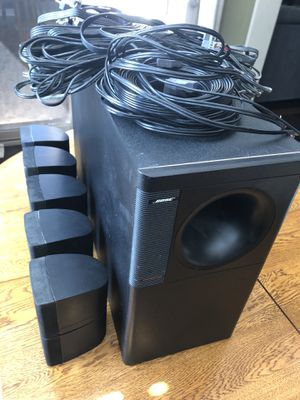 Bose Acoustimass 10 Series II Home Theater Black for Sale in Littleton, CO