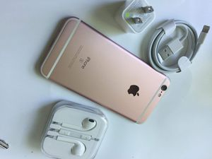 """iPhone 6S ,,Factory UNLOCKED Excellent CONDITION """"aS liKE nEW"""" for Sale in Fort Belvoir, VA"""