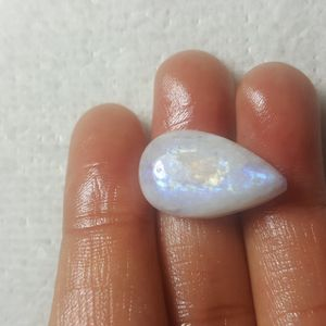 White Rainbow Moonstone Natural Gemstone Cabochon: WRL-11-06/STK-33 **SHIPPING ONLY ** for Sale in Queens, NY