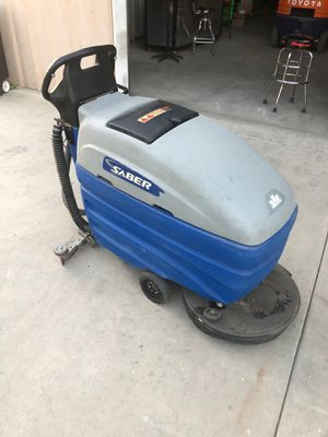 Reconditioned Windsor Saber Floor Scrubber- Floor Cleaner- Charger Included for Sale in Santa Ana, CA