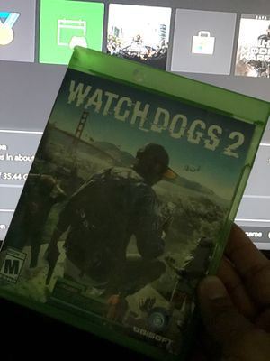 Watch dogs 2 for Xbox one for Sale in Riverside, CA