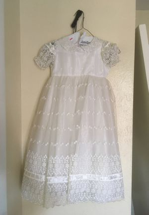 4T Baptism/Confirmation Dress for Sale in Hurst, TX