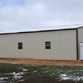 Metal Building, RV Vehicle Storage Shop for Sale in Auburn, WA