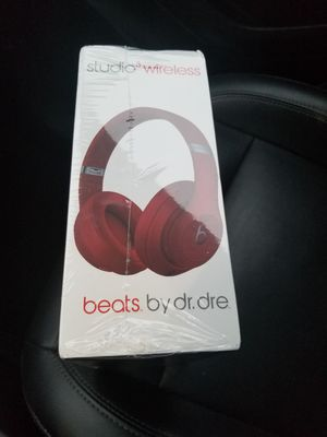 Newest model!!!Beats wireless headphones unopened...great price for Sale in Pawtucket, RI