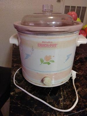 Rival Crock pot for Sale in Pasadena, TX