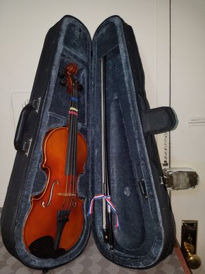 CARLO ROBELLI 1/2 SIZE VIOLIN WITH PADDED CASE for Sale for sale  Queens, NY