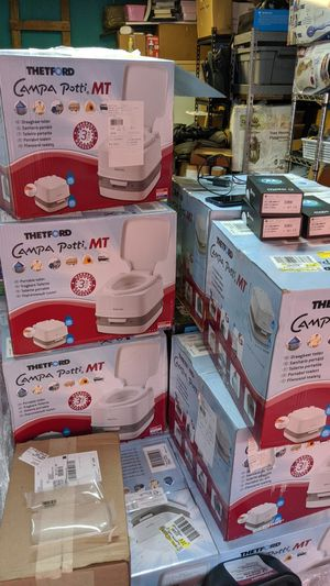 Thetford Campa Potti Portable Toilet for Sale in Brooklyn, NY
