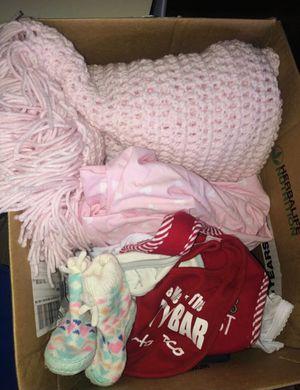 Newborn baby girl bundle box 🎀 for Sale in Oak Lawn, IL