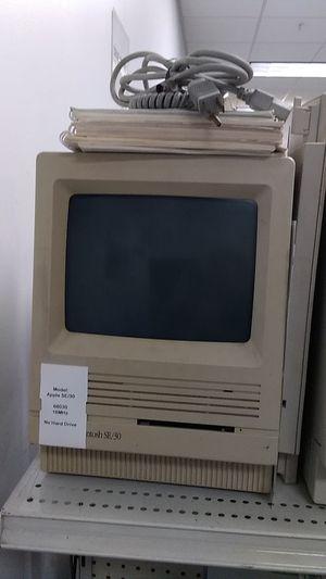 Apple SE/30 for Sale in Gorham, ME