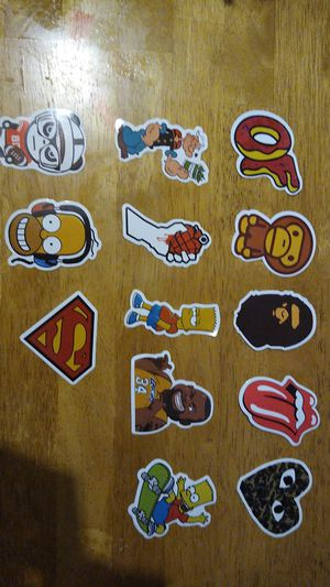 Stickers for Sale in Warrenville, IL