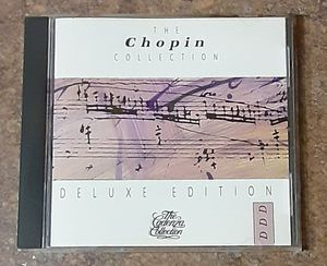 The Chopin Collection Deluxe Edition Compact Disc Music CD for Sale in Fox Lake, IL