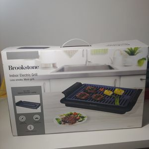 New Brookstone Indoor Electric Grill for Sale in Miramar, FL