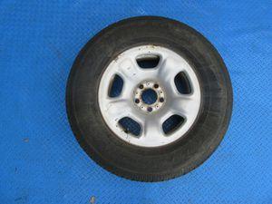 "16"" Jeep Liberty steel SINGLE wheel rim tire silver #6333 for Sale in Hallandale Beach, FL"