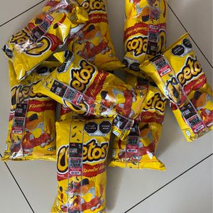 Mexican Hot cheetos for Sale in Moreno Valley, CA