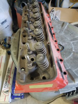 CHEVY GM HEADS and INTAKE for Sale in San Diego, CA