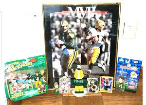 Brett Favre Collectables for Sale in Topeka, KS