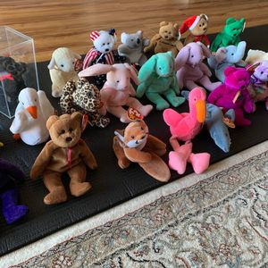 Lot of TY Beanie Babies (23) with tags for Sale in Arlington, VA