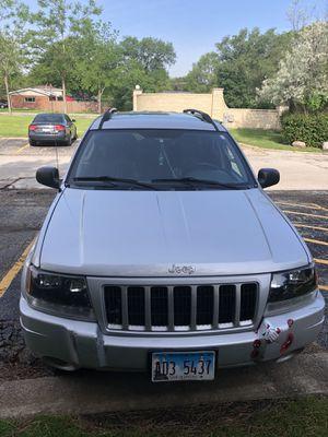 2004 Jeep Grand Cherokee for Sale in Wheeling, IL