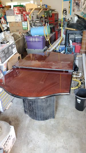 Kitchen table W chairs & leaf for Sale in Escondido, CA