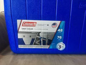 Coleman Cooler Ice Chest for Sale in Portland, OR