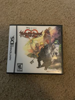 Kingdom Hearts 358/2 Days - Nintendo DS for Sale in San Marcos, TX